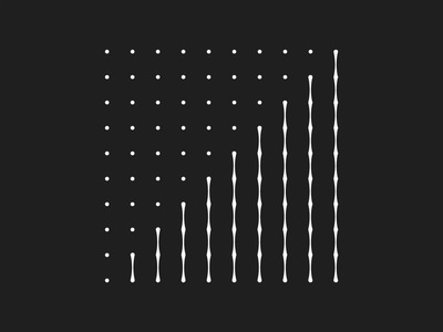 RevenueLab rebranding grid logo illustration logo animation design nimax