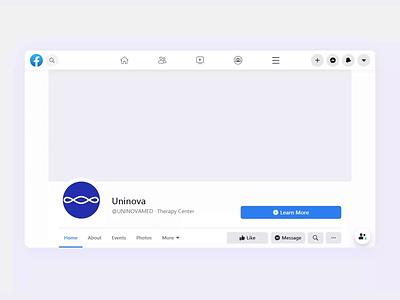 Uninova animation 2d gif branding animation design nimax