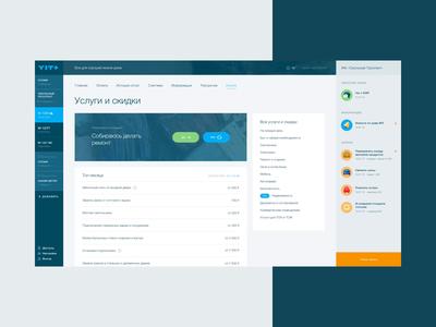 YIT appartment service blue ux interface ui webdesign web animation design nimax