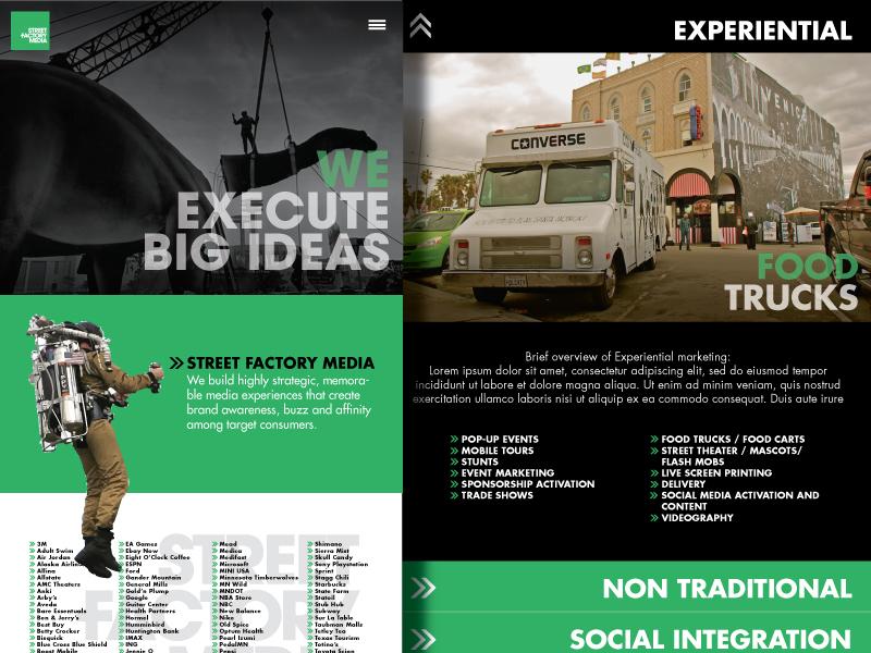 Capabilities Shot1 digital ui ux web deck capabilities agency ad