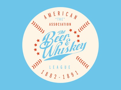 Beer and Whiskey Badge
