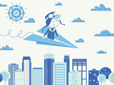 Aviator drib