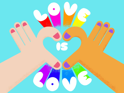 Pride 2019 pride month rainbow hands texture love pride
