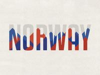 Norway Flag Type