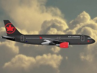 Air Canada Livery Redesign