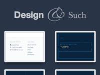 Site Redesign Teaser #1