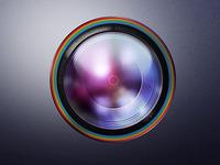 Camera Lens #2