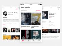 a movie app