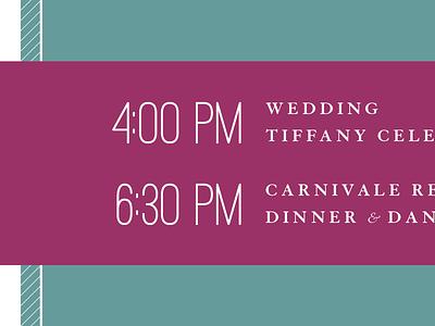 Wedding Invitation wedding invitation post card ostrich granjon teal burgundy