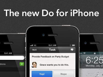 The New Do For iPhone do email avenir iphone marketing grey mobile helvetica