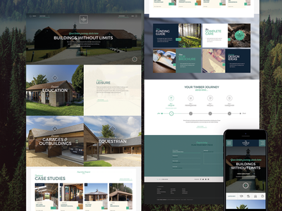 The Stable Company Website graphic design design landing page website ux ui