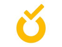 Vektklubb logo symbol