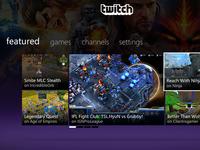 Twitch Xbox 360 App