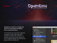 OpenEmu  Website