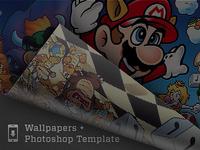 Archive Wallpapers For iPhone (+ Template!) archive website wallpaper ios iphone retina keith webb go go kokopolo koko polo retro video games