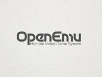 OpenEmu Text Logo Test
