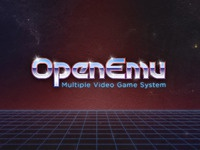 OpenEmu Logo Application