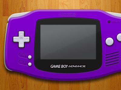 GameBoy Advance gameboy gameboy advance indigo purple openemu application osx retro emulation controls preferences