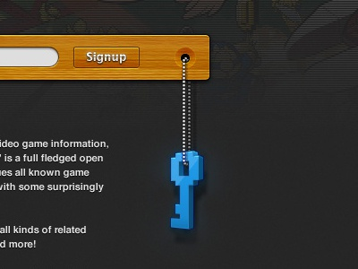 Get Your Blue Key: Archive.vg Launches Soon! blue key website exclusive access games video games beta test offer retro nostalgia