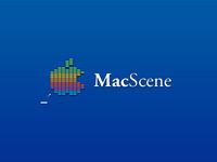 MacScene Logo