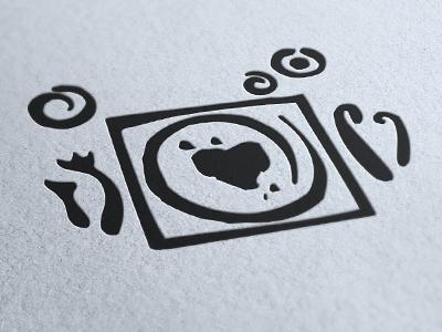 Jolley & Maplin caterers food parties logo letterpress mark identity branding weddings