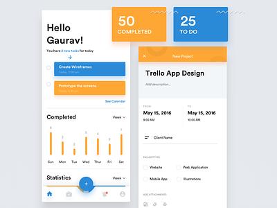 ToDo App for designers iphonex uidesign userinterface userexperience todoapp ux ui