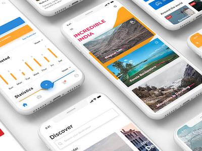 User Interface Collection 2018 firstfold illustration ux webapp landingpage appdesign userinterface uidesign ui