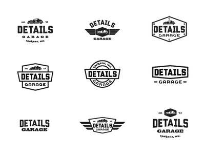 Details Garage (round one)