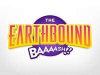 The EarthBound Baaaash!! logo