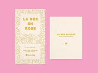 La Bee En Rose