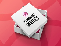 x2 Dribbble Invites up for Grabs!