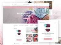SMD Knitting Website