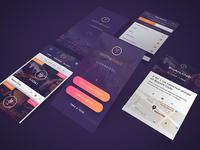 On The Hour App Design