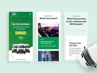 RSV Rentals Mobile Designs