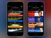 Discover events with Gametime