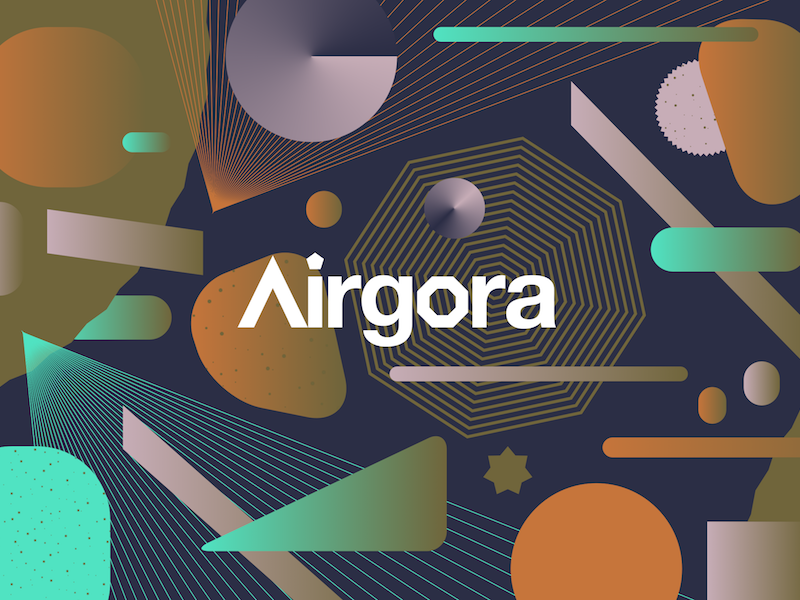 Airgora.com — Discover the world's best physical product designs video illustration branding product design industrial startup banner hero type helvetica logo