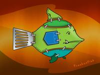 """Frankenfish"" ... still stuck on a theme :)"