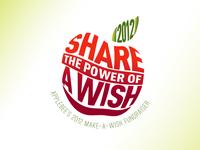 Applebees logo for Make-a-wish