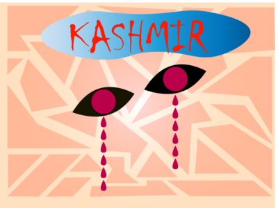 Emotions Kashmir art emotions illustration abstract
