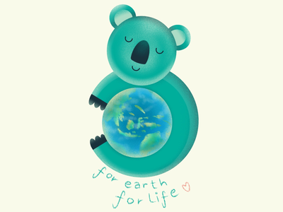 For Earth, for Life 🌏