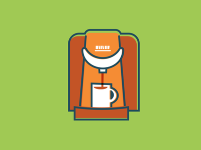 Pod coffee