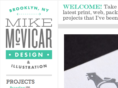 The new mikemcvicar.com is here