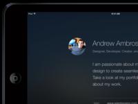 WWDC Student App