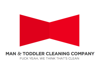 Man & Toddler Cleaning Company