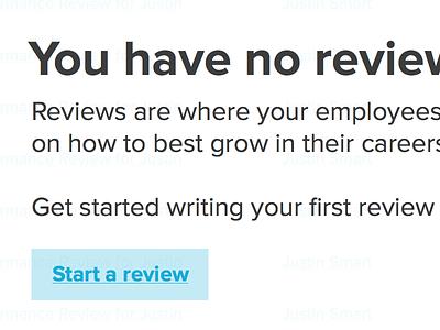 You have no reviews.
