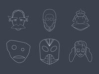 Majora's Masks - Round 2