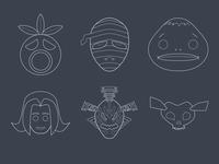 Majora's Masks - Round 3