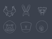 Majora's Masks - Round 4