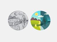 Icon versions