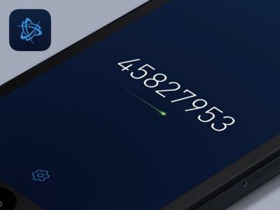 Blizzard Authenticator for iOS 7 Concept